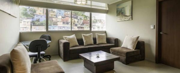 Departamento en alquiler Riverfront I, Puerto Santa Ana, Guayaquil