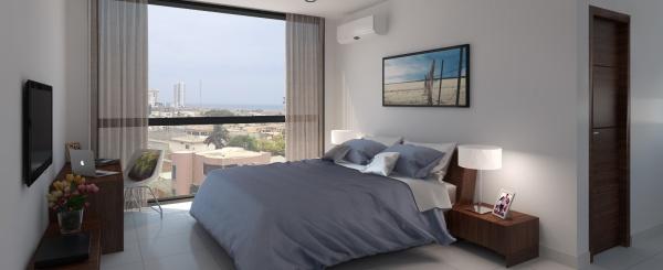 Departamento en venta en Salinas. 3 dormitorios en Camboriu Suites
