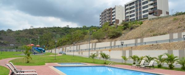 Departamento en venta en Urbanización Bosques de la Costa sector Vía a la Costa
