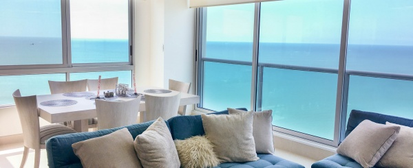 Departamento en venta frente al mar en Bay Point San Lorenzo Salinas