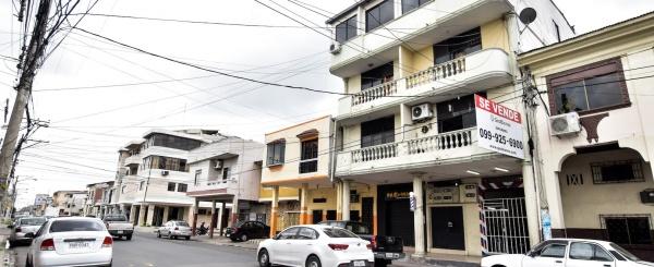 Edificio en Venta, ubicado en el Centro de Guayaquil