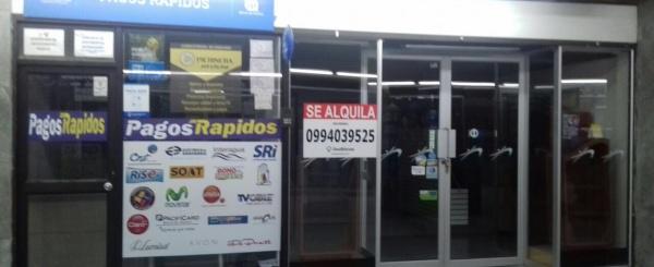 Local Comercial en Alquiler Alban Borja - Guayaquil