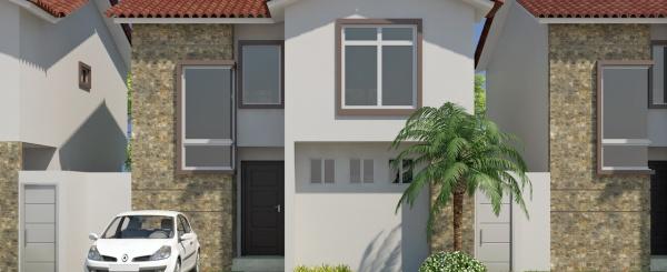 Modelo D casa en venta con 3 dormitorios en Costa Real