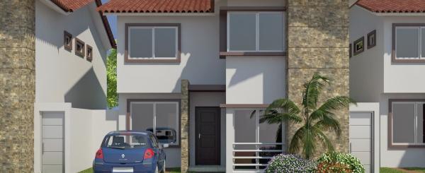Modelo F casa en venta con 4 dormitorios en Costa Real