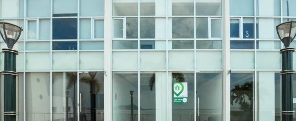 Oficina en alquiler en Bellini sector centro de Guayaquil