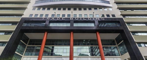 Oficina en alquiler en el Edif. Trade Building