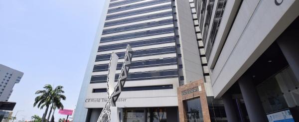 Oficina en alquiler en el Edificio World Trade Center, Norte de Guayaquil