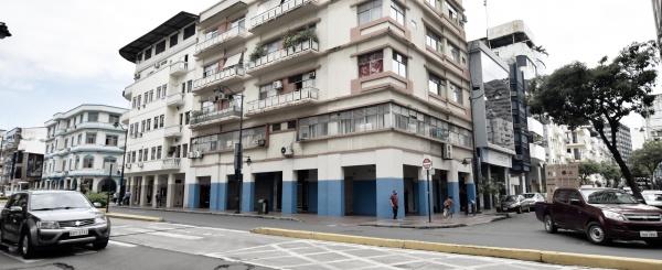Suit alquiler ubicado en el Centro de Guayaquil
