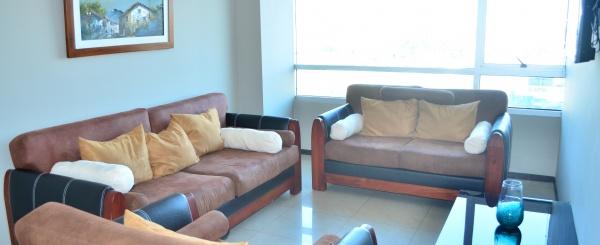 Suite en alquiler en edificio Élite Building sector Mall del Sol