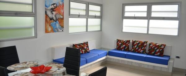 Suite en alquiler en Samborondon km 5 Urbanización Casa Blanca