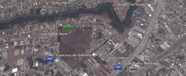 Terrenos de alquiler en el Norte de Guayaquil sector Kennedy Norte