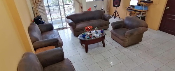 Venta de casa en Salinas, barrio San Lorenzo, provincia de Santa Elena - Ecuador