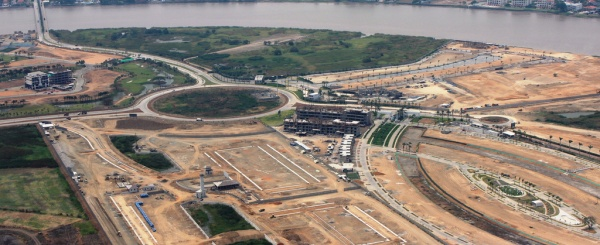 venta de terreno en Isla Mocoli Guayaquil de 485,29 m2