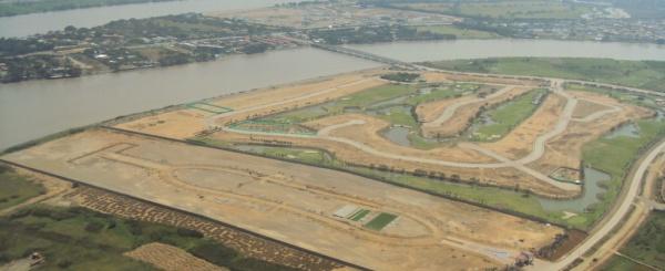 venta de terreno en Isla Mocoli Guayaquil de 508,68m2