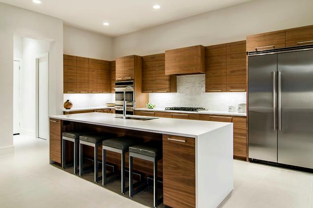 Dise o de cocinas estilo moderno contempor neo o for Anaqueles de cocina modernos