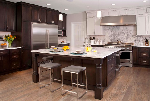 Diseño de cocinas: Estilo Moderno, Contemporáneo o Tradicional ...